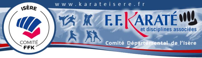 Karaté Isère